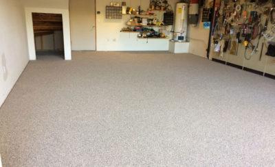 Garrage Epoxy Flooring