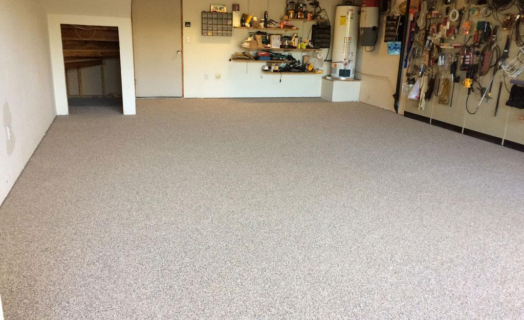 Epoxy Flooring In Show Low