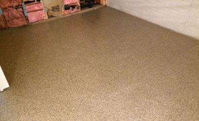 Garrage Floor Epoxy