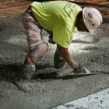 concrete foundation contractors